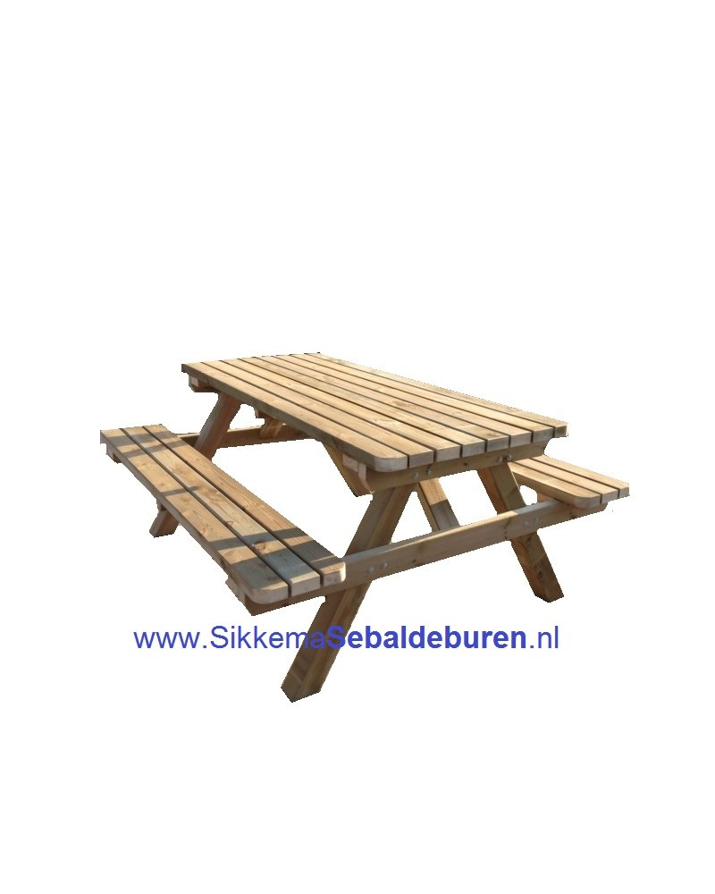 Picknicktafel Gratis Afhalen.Picknicktafel 45mm 200cm